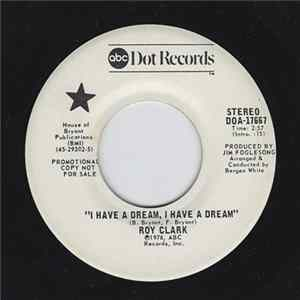 Roy Clark - I Have A Dream, I Have A Dream Full Album